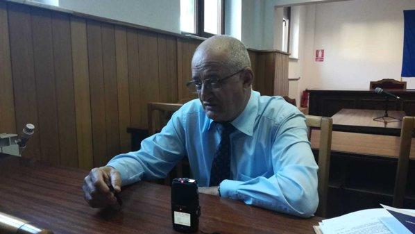 Constantin Udrea, judecător la Curtea Militară de Apel