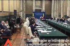 TOADER se întâlneşte din nou cu reprezentanţii Comisiei de la VENEŢIA