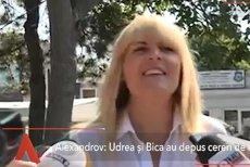 Alexandrov: Când a văzut fetiţa, a început să plângă de MI-A SFÂŞIAT SUFLETUL. Elena Udrea şi Alina Bica aşteaptă ELIBERAREA