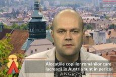 RISC de infringement. AUSTRIA a pus ochii pe alocaţiile pentru copiii IMIGRANŢILOR