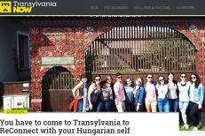 UDMR lansează un portal DE PREZENTARE A TRANSILVANIEI. Se adresează EXCLUSIV străinilor şi este DESPRE NOI, dar nu PENTRU NOI