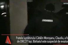 Fratele lui MOROŞANU, eliberat după ce a fost reţinut de DIICOT Iaşi, pentru trafic ilegal de AUR. Prejudiciu de 18 milioane de lei