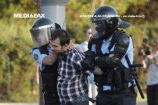 ŞAPTE PROTESTATARI de la mitingul din 10 august, ARESTAŢI preventiv. Până acum, NICI UN JANDARM n-a fost sancţionat