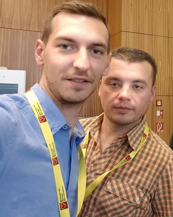 Medicii Paul Trașcă și Eugen Țieranu