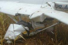 UN AVION de agrement S-A PRĂBUŞIT în Argeş. Pilotul este CONŞTIENT, dar cu mai multe TRAUMATISME