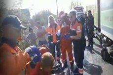 Accident cu un MORT şi mai mulţi răniţi în Argeş. Un autocar, două CAMIOANE şi un autoturism, implicate într-o COLIZIUNE