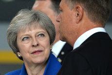 Klaus IOHANNIS, întâlnire cu Theresa MAY la Londra. Preşedintele participă la aniversarea Prinţului Charles