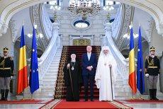 Preşedintele Klaus Iohannis NU PARTICIPĂ la sfinţirea Catedralei Mântuirii Neamului. Patriarhii Bartolomeu şi Daniel, primiţi la Palatul Cotroceni