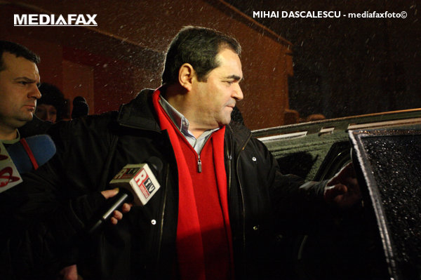Mihai Necolaiciuc, fost director general la CFR, ELIBERAT CONDIŢIONAT de Tribunalul Constanţa
