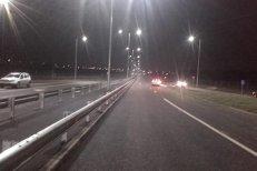 NOAPTEA şi cu o întârziere de 7 ORE. CNAIR a inaugurat un tronson de 3,3 kilometri din autostrada A3