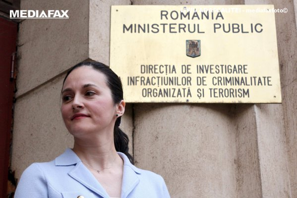 Alina Bica, fost procuror șef DIICOT