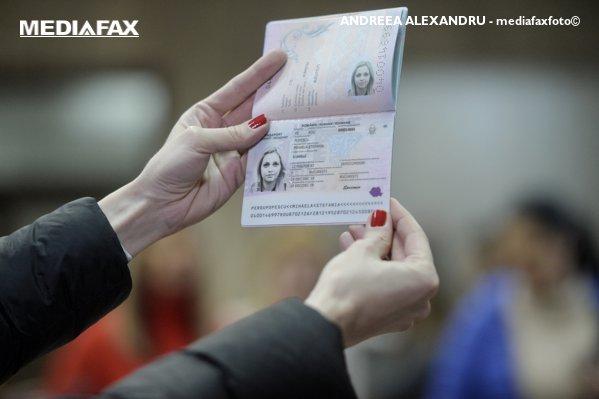 Noul pașaport