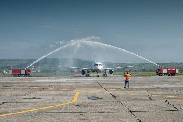 Aeroportul din Cluj are probleme de infrastructură. Foto: Aeroportul Avram Iancu/ Facebook
