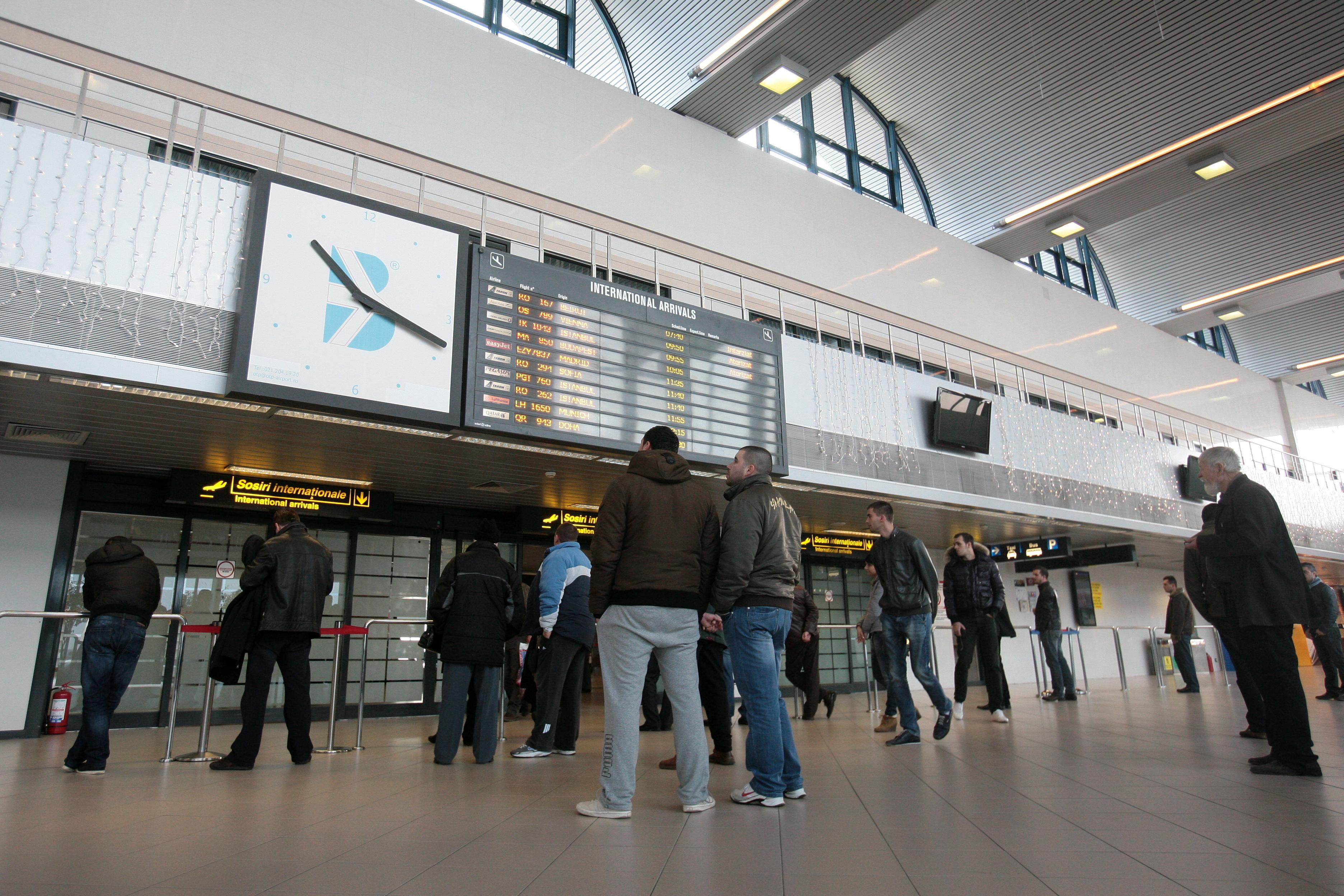 Aeroportul din Cluj se confruntă cu probleme de INFRASTRUCTURĂ