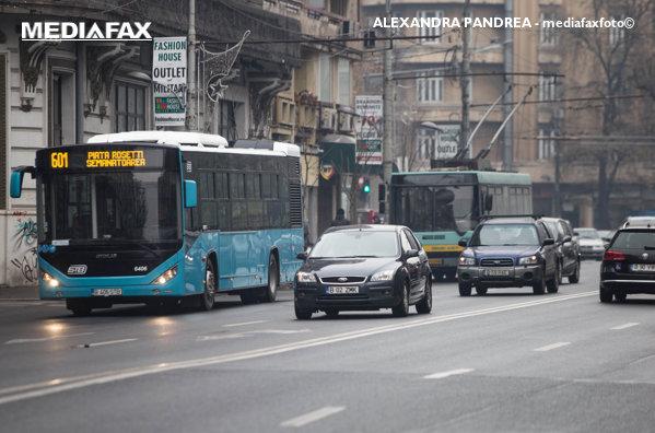 INCIDENT cu un autobuz Otokar