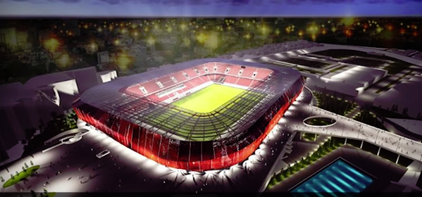 UEFA a închiriat alte stadioane pentru Euro 2020, după ce România şi-a încălcat promisiunile