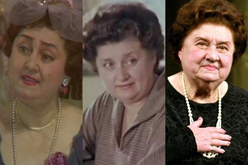 """Tamara Buciuceanu a murit la vârsta de 90 de ani / BIOGRAFIE: """"Doamna comediei româneşti"""", cunoscută pentru rolul profesoarei Isoscel"""