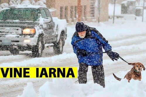 Prognoza meteo | Vine iarna în Romania! Zonele unde lovesc ninsorile