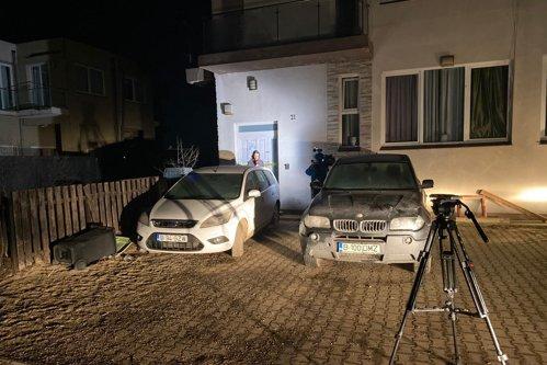 FOTO Ce se afla în maşina Cristinei Ţopescu