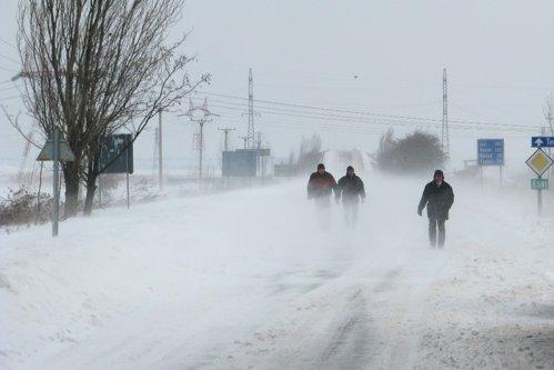 ANM face anunţul pe care nimeni nu voia să îl audă: Nu am scăpat de iarnă! Când vin ninsorile peste România