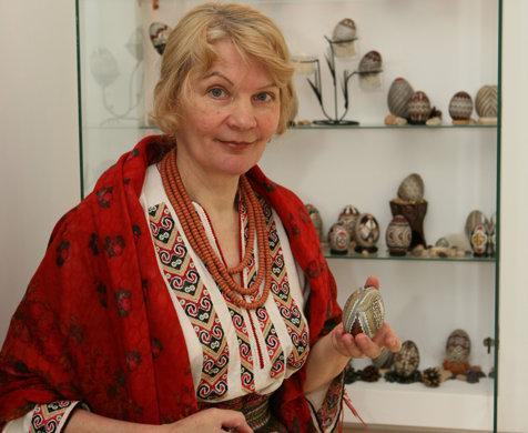 Muzeul internaţional al ouălor încondeiate, de la Moldoviţa