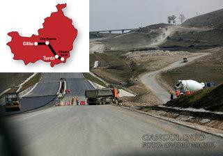autostrada Transilvania,Bechtel