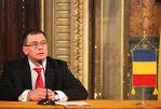 Premierul Ungureanu se va întâlni vineri dimineaţa cu guvernatorul Mugur Isărescu
