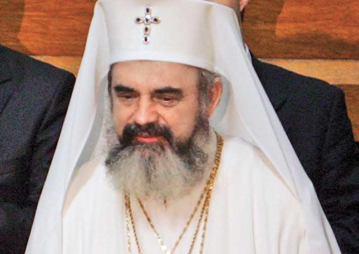 Patriarhul Daniel nu este mason