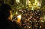 La Timişoara, credincioşii vor primi Lumina Sfântă de la Ierusalim la Catedrala Mitropolitană
