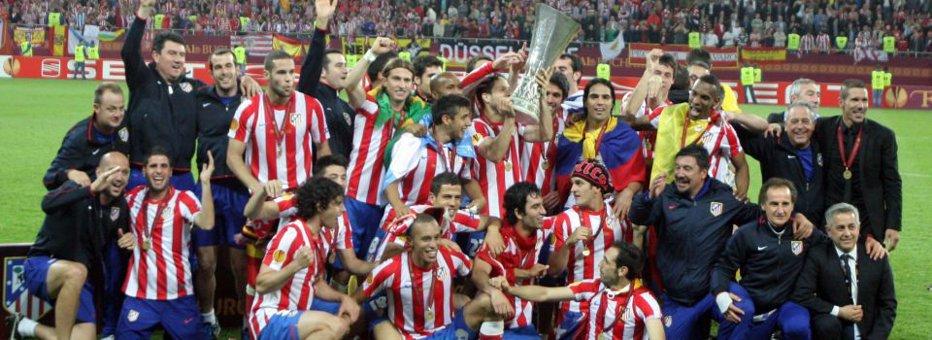 FINALA EUROPA LEAGUE 2012. ATLETICO MADRID a câştigat trofeul, după 3-0 cu ATHLETIC BILBAO
