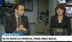 BACALAUREAT 2012. Şefa ANST Carmen Tocală, ministrul Educaţiei, Liviu Pop şi antrenorul Octavian Bellu au dezbătut la Gândul LIVE problemele BAC-ului în 2012