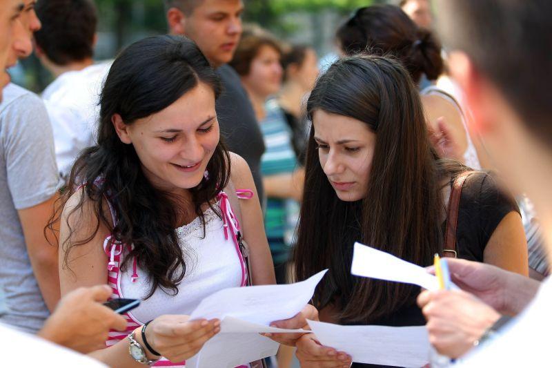 TÂRGU JIU - Rezultate BAC 2012