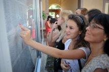 REZULTATE BACALAUREAT 2012. Şase candidate din Cluj au obţinut media 10 la examenul de Bac