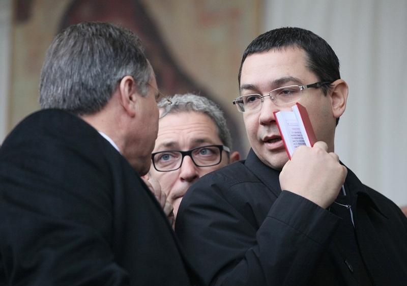 GÂNDUL LIVE.  Mihai Răzvan Ungureanu: Ponta nu va mai fi premier după alegeri, nu participă la anumite zile de naştere