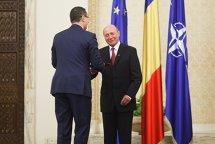 Întâlnire Ponta - Băsescu pentru numirile la Parchetul General şi DNA
