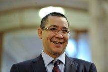 GAFA lui Ponta. Premierul revine asupra declaraţiei referitoare la tratatul cu Siria.