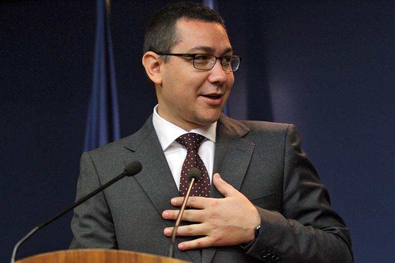 Ponta, la Consiliul Concurenţei: