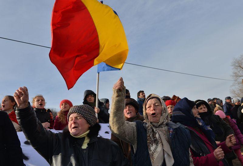 Cate voturi au obtinut ecologistii romani la Silistea-Pungesti, unde se exploreaza gazele de sist
