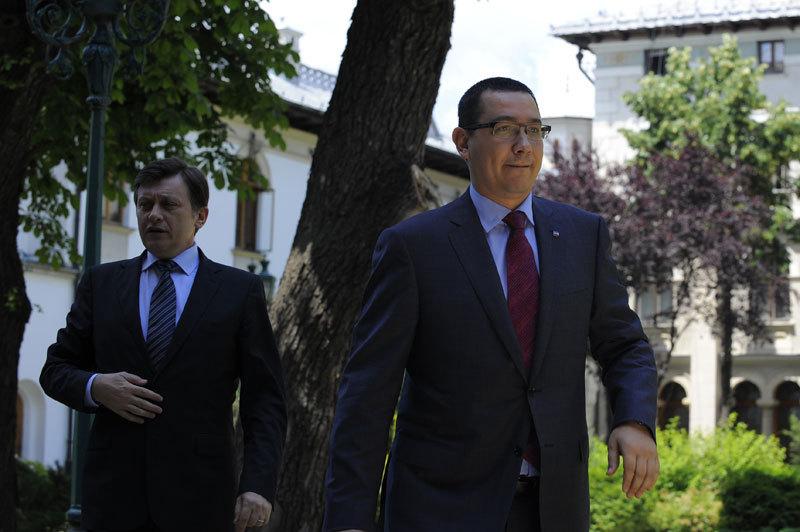 De ce l-a votat Ponta pe Antonescu la prezidentiale in 2009