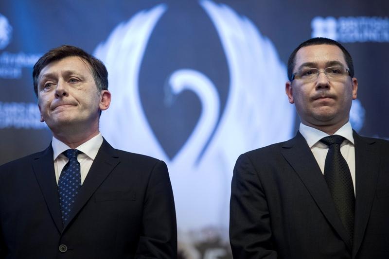 Mesajul lui Ponta dupa retragerea lui Antonescu din cursa prezidentiala: