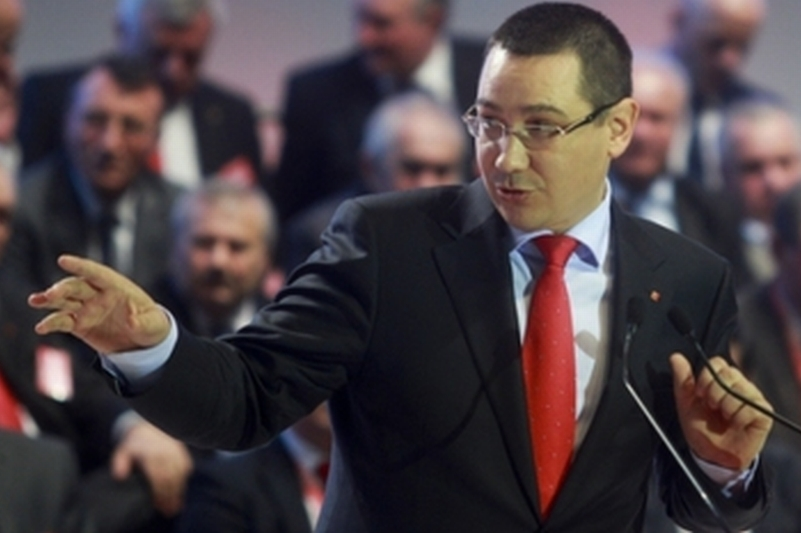 Ponta sustine ca functionarii sprijiniti de PNL nu vor fi disponibilizati