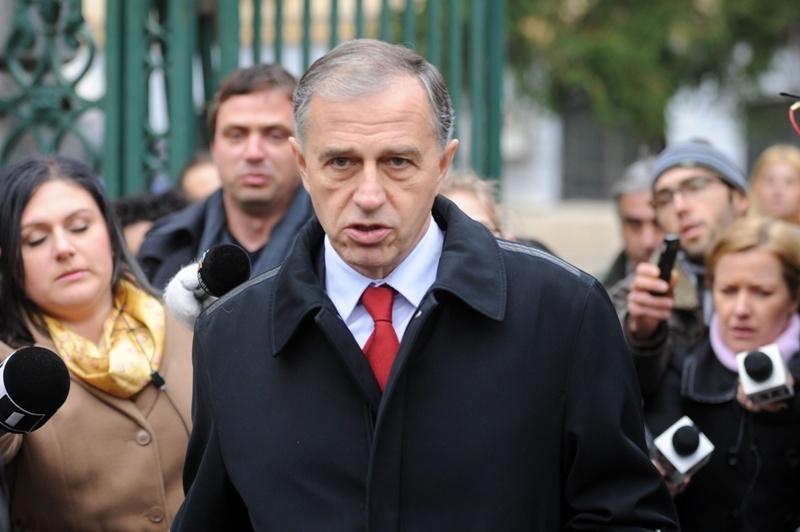 Mircea Geoana inca viseaza la Palatul Cotroceni.