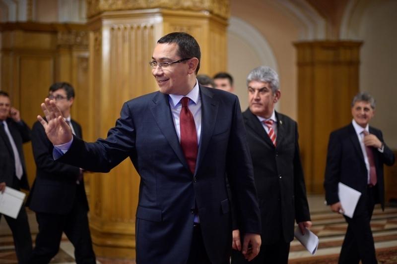 Ponta ii baga in Guvern, pe usa din dos, pe oamenii lui Diaconescu si Tariceanu. Raspunsul premierului cand e intrebat ce-i recomanda pe cei de la PPDD: ,,Vocea si talentul!