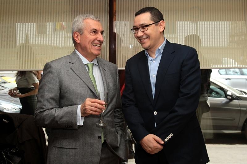 Ponta a anuntat  la Comitetul Executiv de la Orastie un tandem pentru prezidentiale