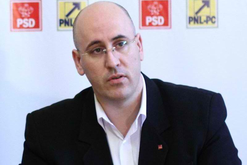 Ponta il numeste la Transporturi pe Mircea Jorj, fostul sef al PSD Cluj-Napoca