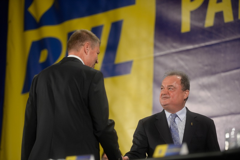 Basescu nu da nicio sansa fuziunii PNL-PDL:
