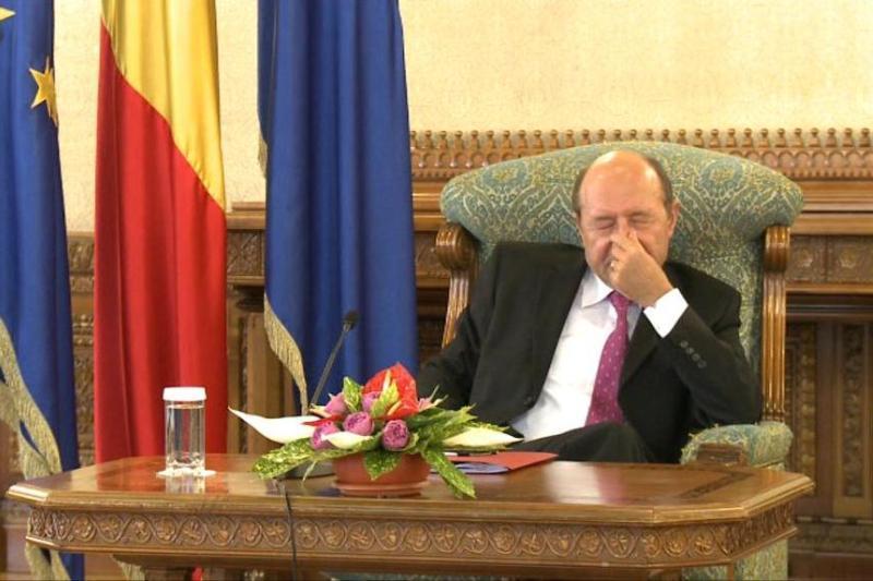BREAKING NEWS. Basescu este de NEOPRIT. Anuntul EXTREM facut in aceasta dimineata
