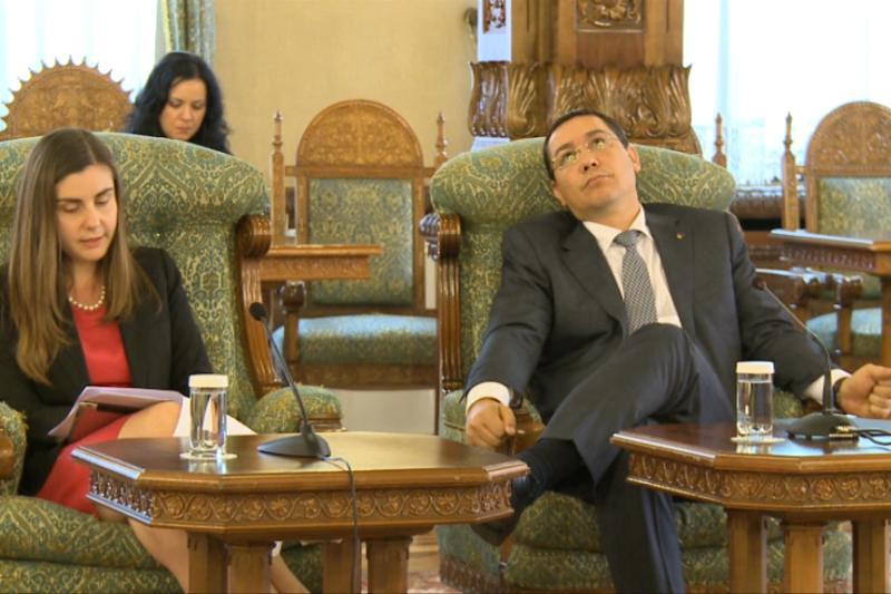 Totul a fost dat pe fata. Anuntul pe care Elena Udrea il astepta de 10 ani a fost facut de Basescu. ,,Asta e slabiciunea mea