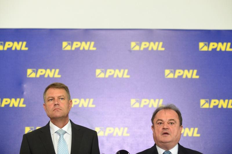 PDL - PNL vor forma pentru prezidentiale Alianta Crestin Liberala