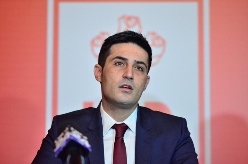Claudiu Manda, propus ministru al Bugetului